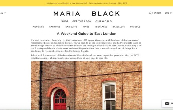 Maria Black